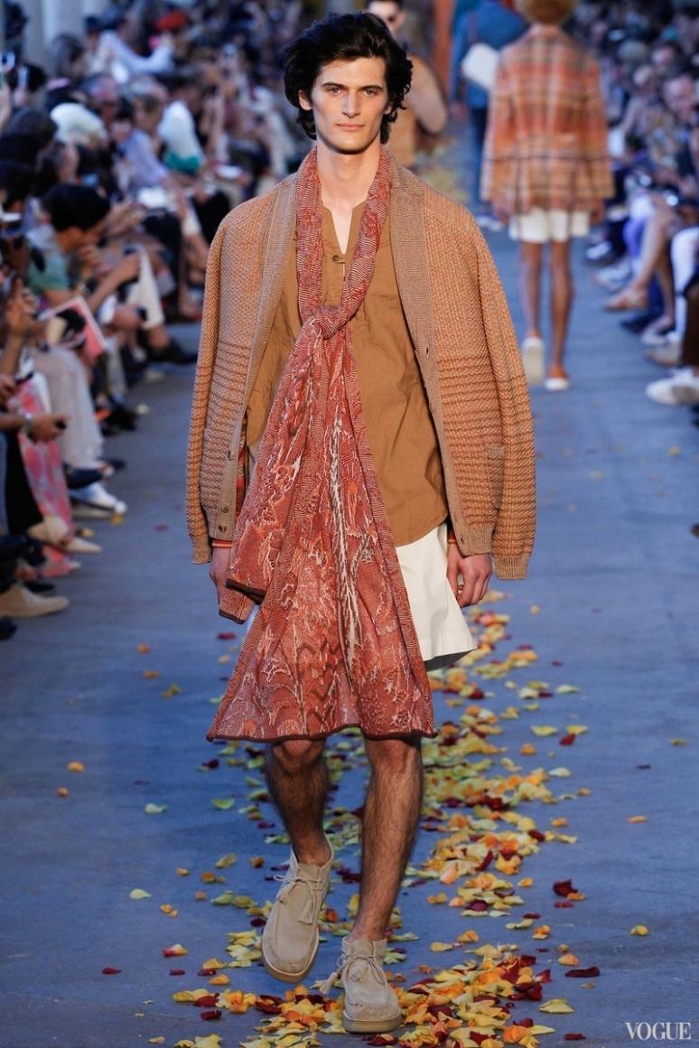 Missoni Menswear весна-лето 2016 #13