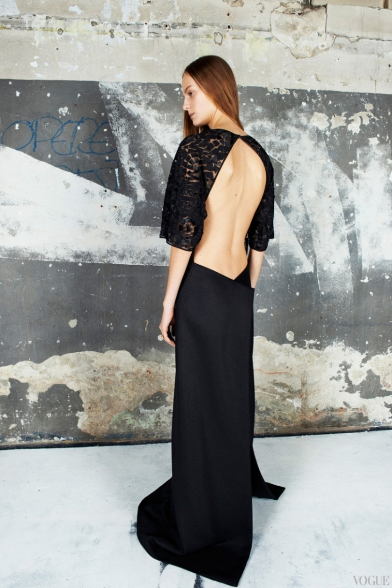 Vionnet Couture весна-лето 2013 #1