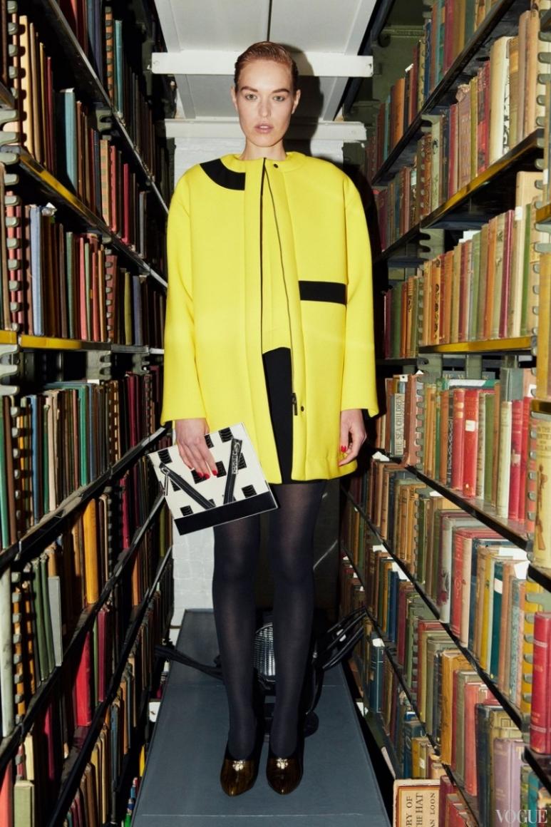 Kenzo Couture весна-лето 2013 #24