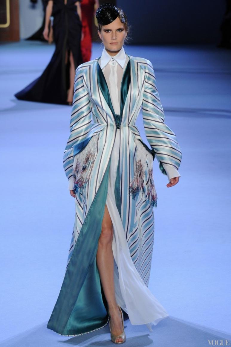Ulyana Sergeenko Couture весна-лето 2014 #6