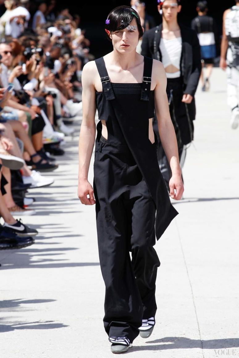 Hood by Air Menswear весна-лето 2016 #25