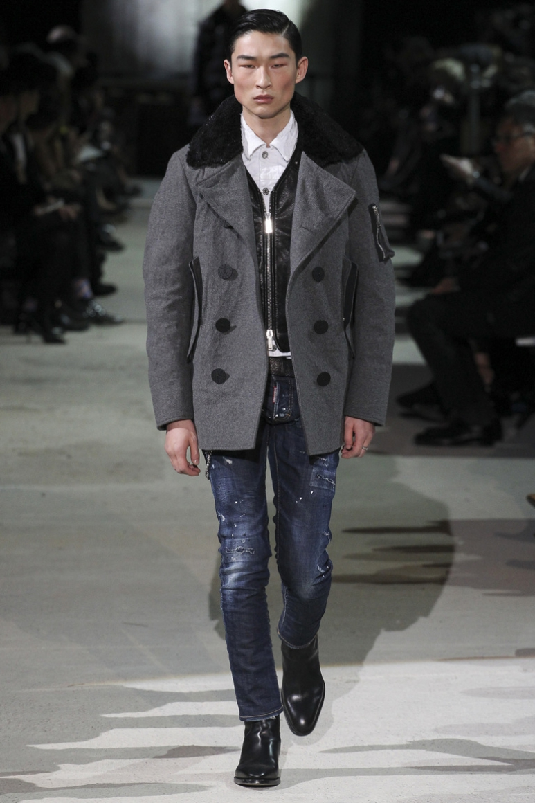 Dsquared? Menswear осень-зима 2015/2016 #16