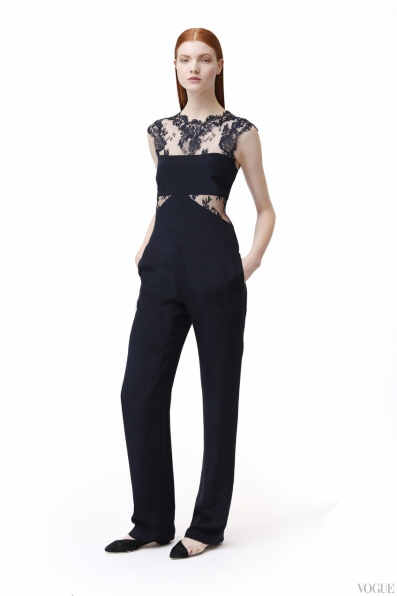 Monique Lhuillier Couture весна-лето 2013 #21