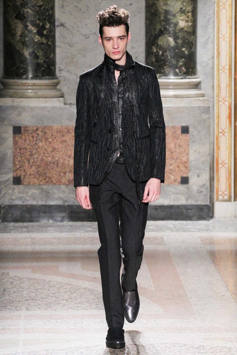 Roberto Cavalli Menswear осень-зима 2015/2016 #6