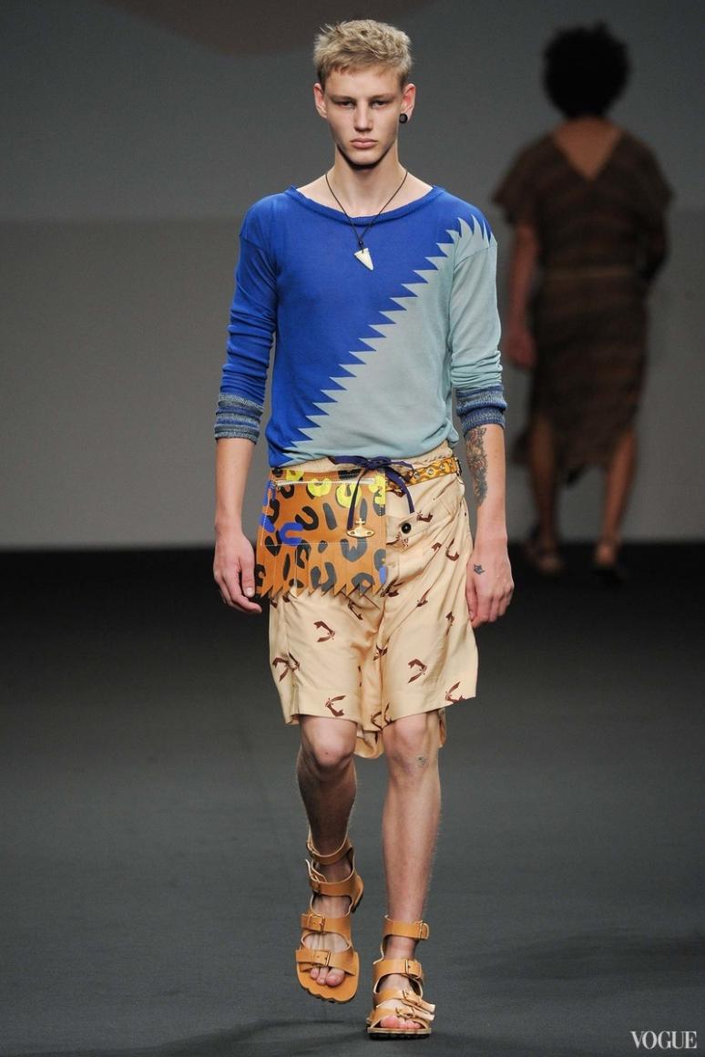 Vivienne Westwood Menswear весна-лето 2016 #38