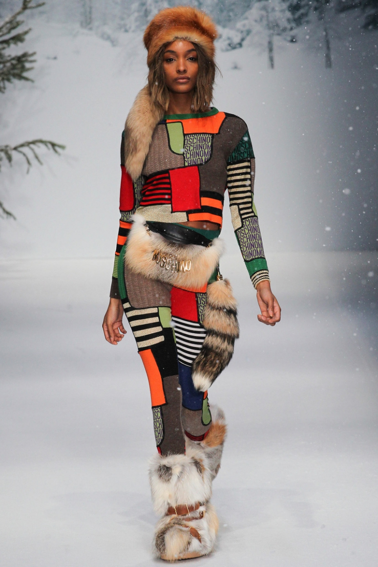 Moschino Menswear осень-зима 2015/2016 #56