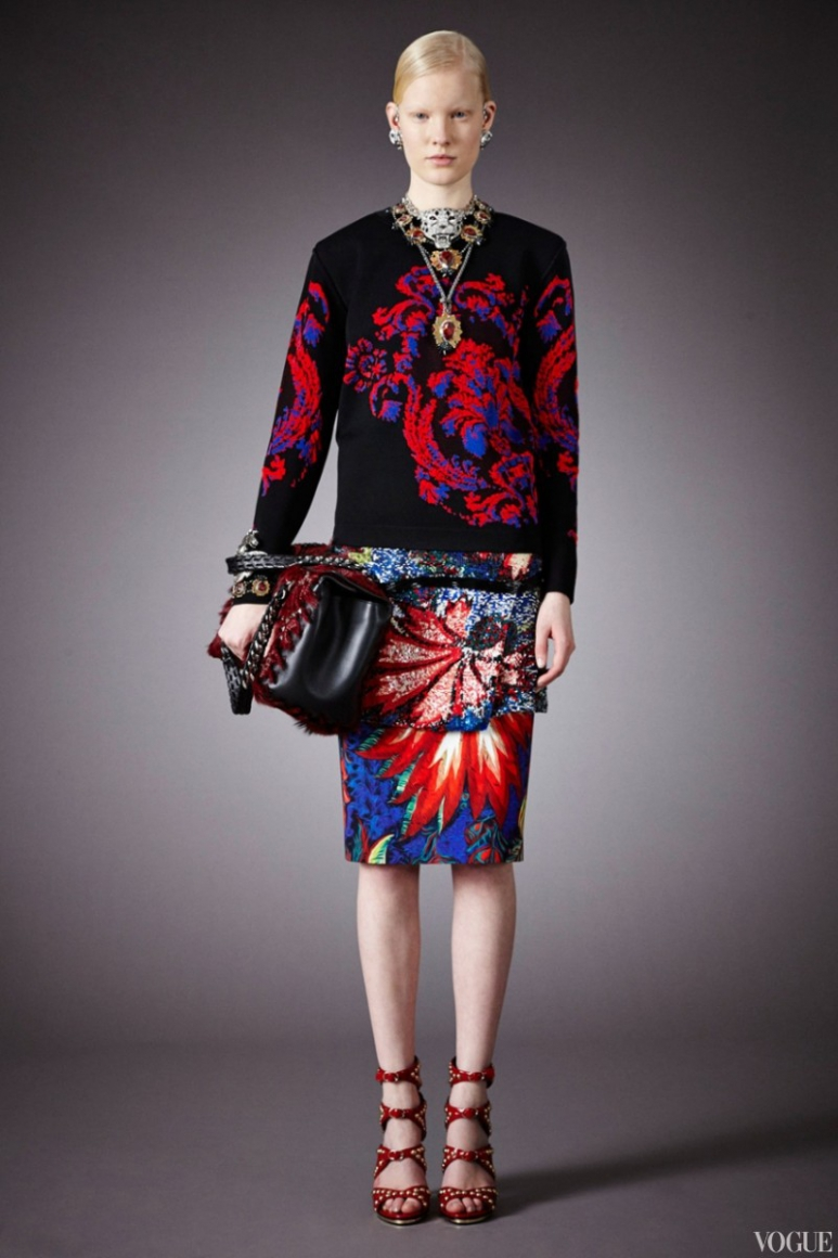 Roberto Cavalli Couture весна-лето 2013 #12