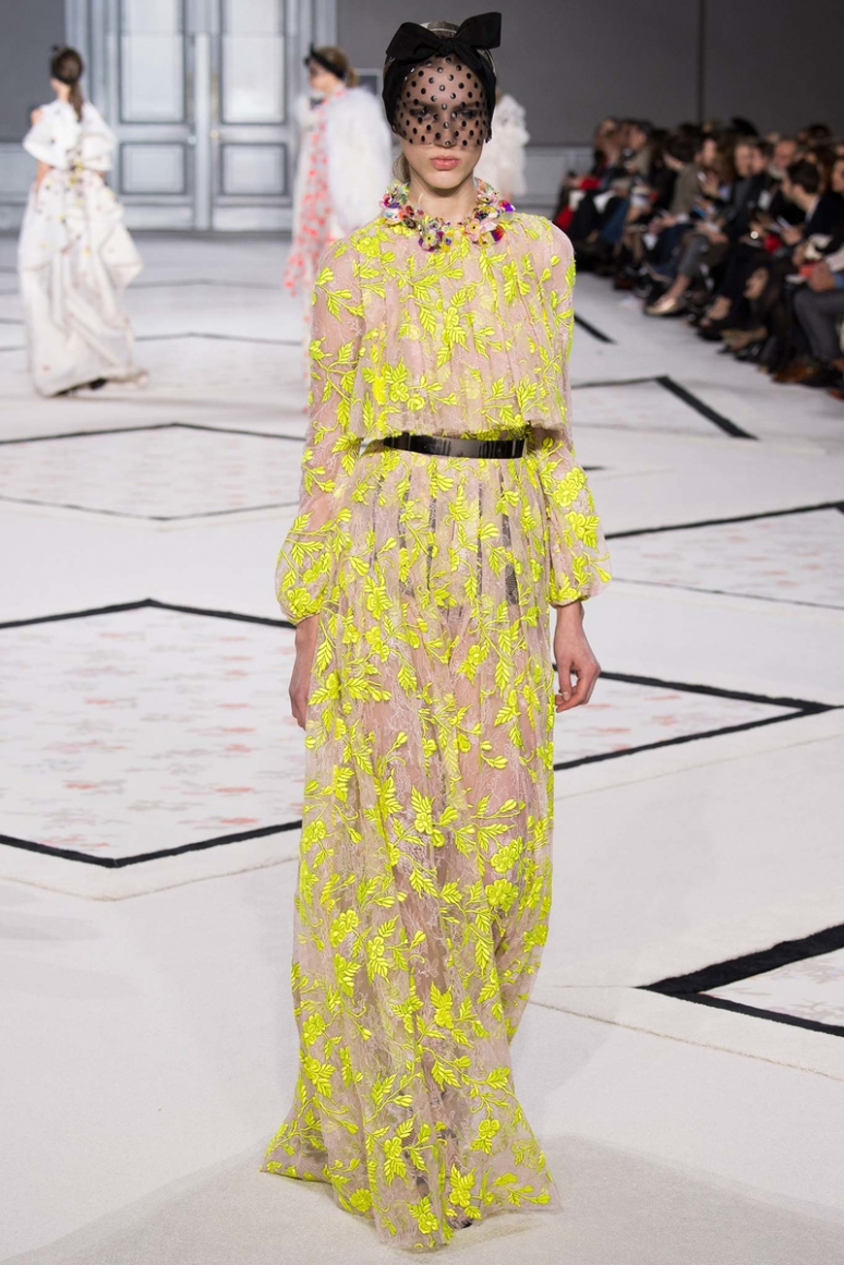 Giambattista Valli Couture весна-лето 2015 #16