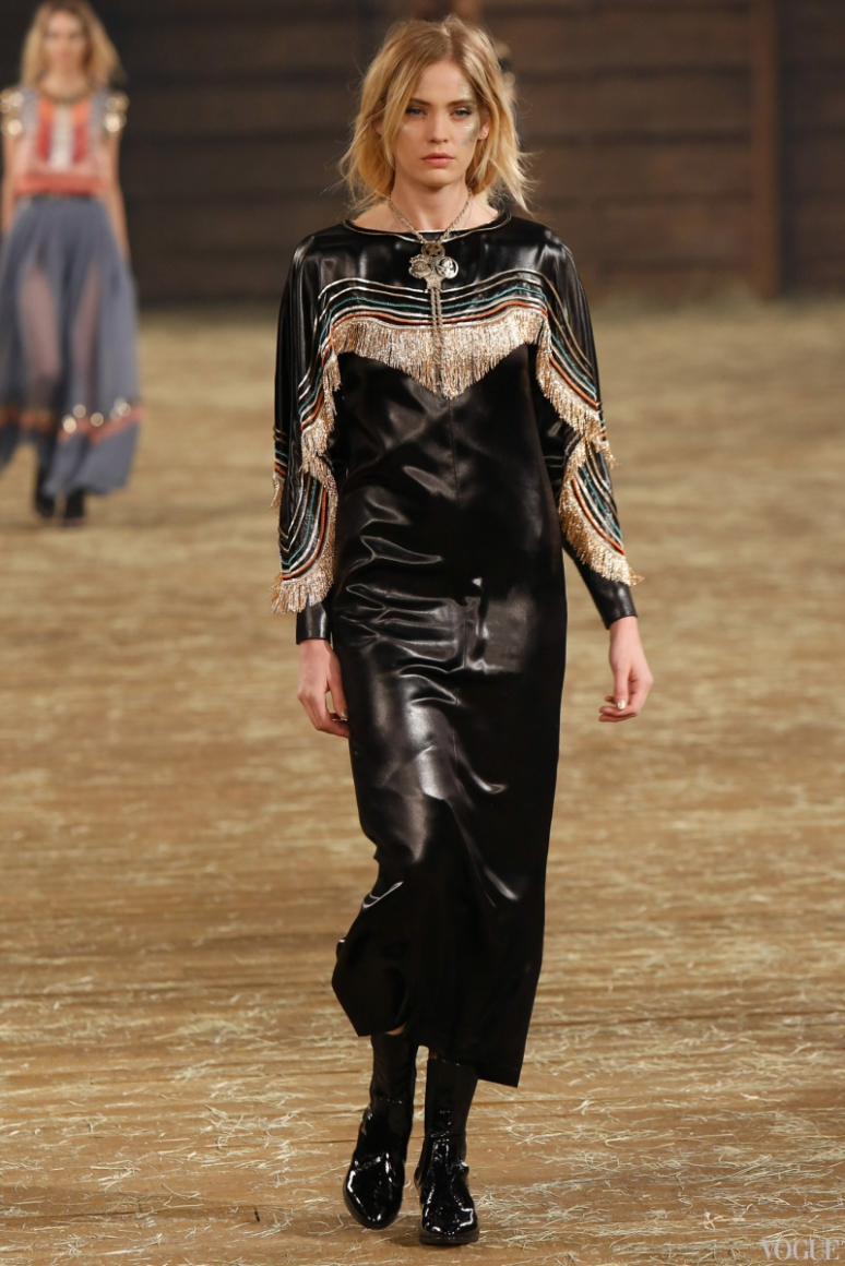Chanel Couture весна-лето 2013 #13