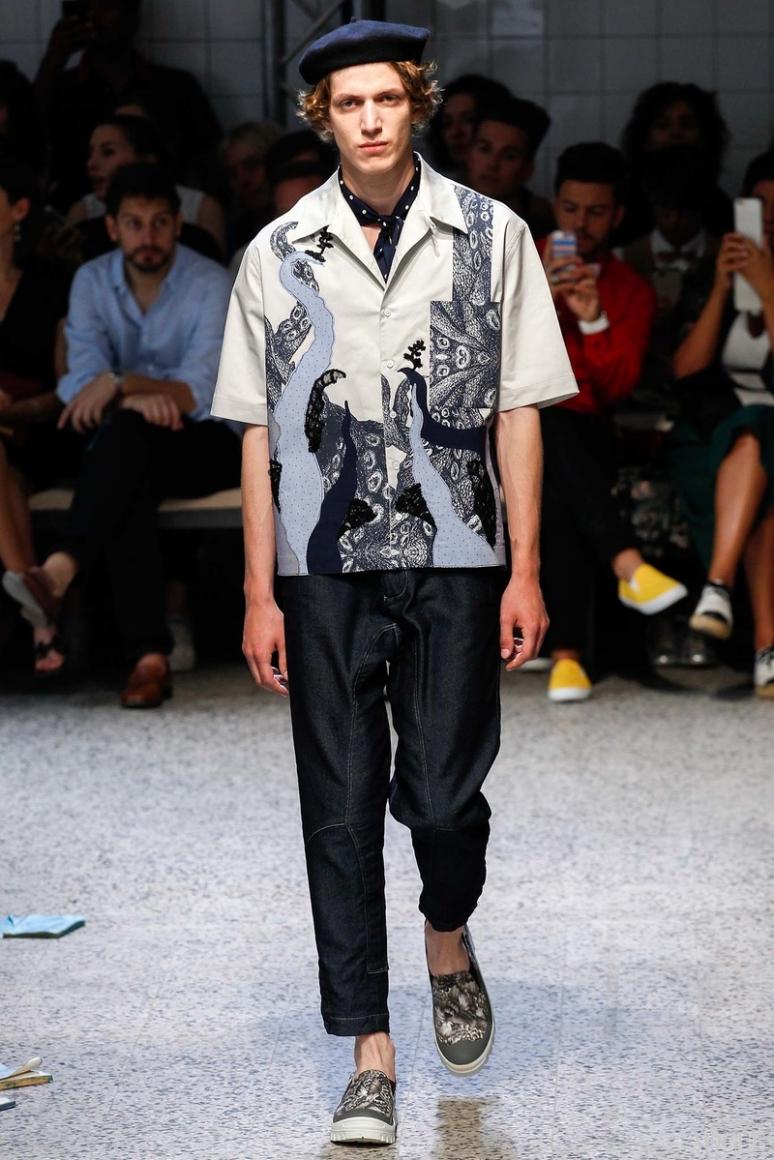 Antonio Marras Menswear весна-лето 2016 #46