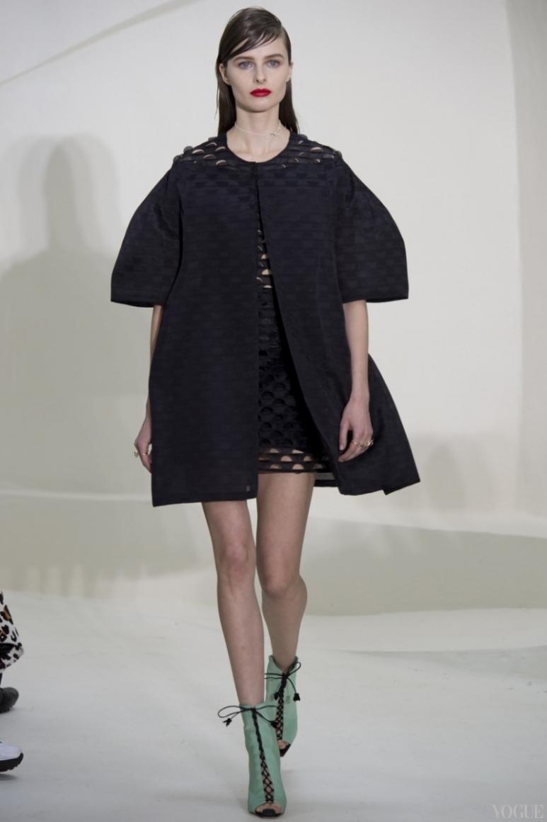 Christian Dior Couture весна-лето 2014 #46