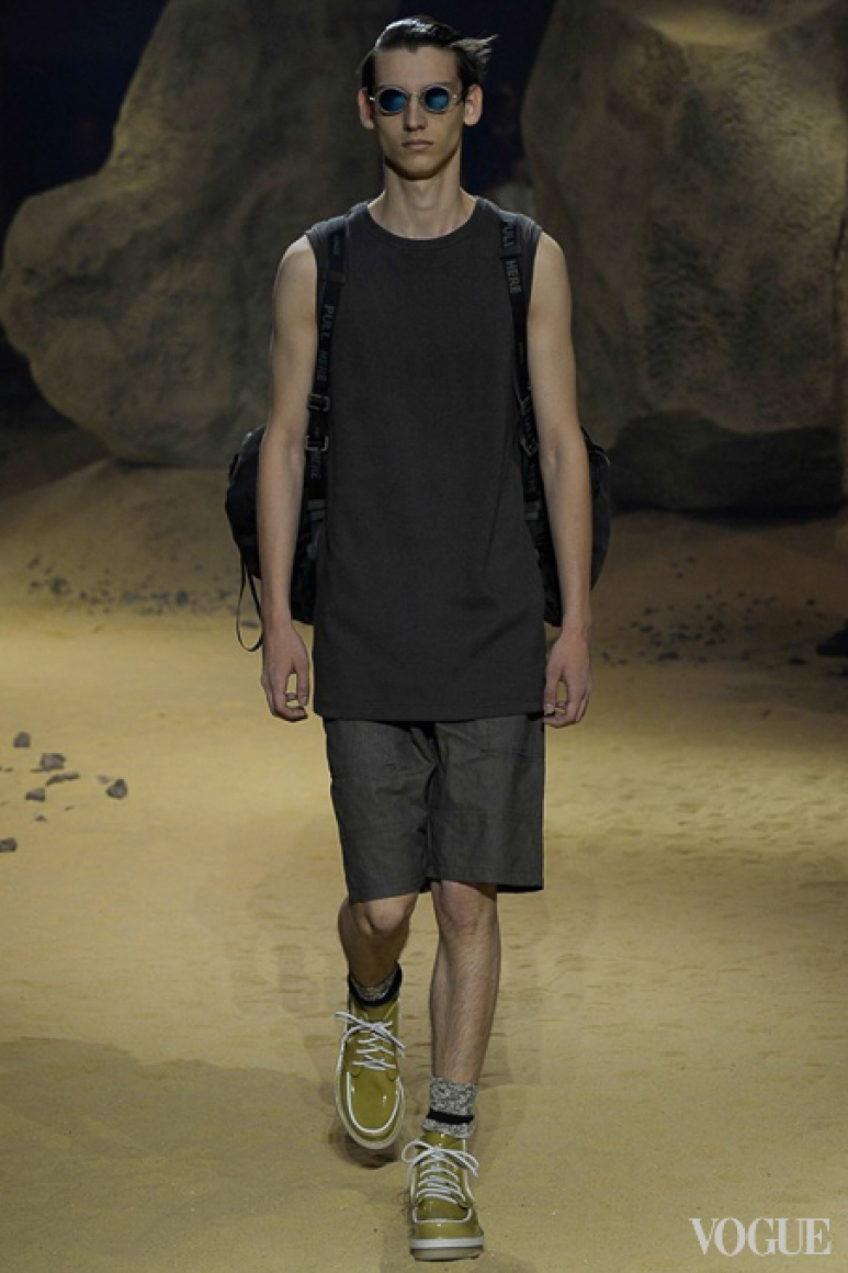 Kenzo Menswear весна-лето 2016 #35