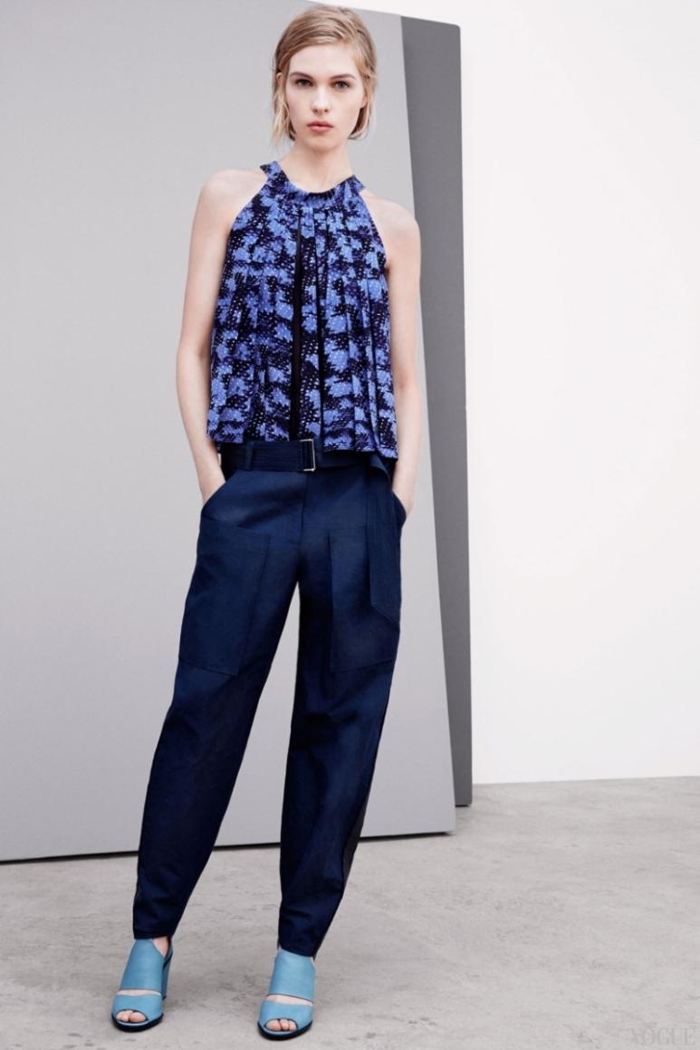 Rebecca Taylor Couture весна-лето 2013 #4