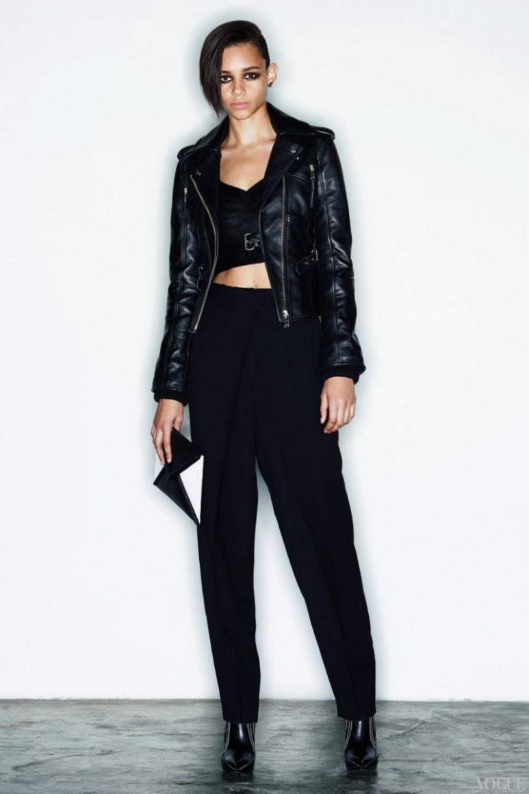 McQ Alexander McQueen Couture весна-лето 2013 #10