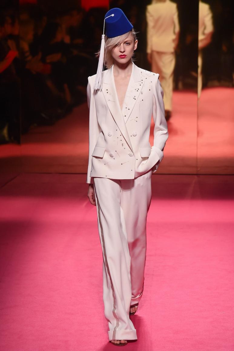 Schiaparelli Couture весна-лето 2015 #22