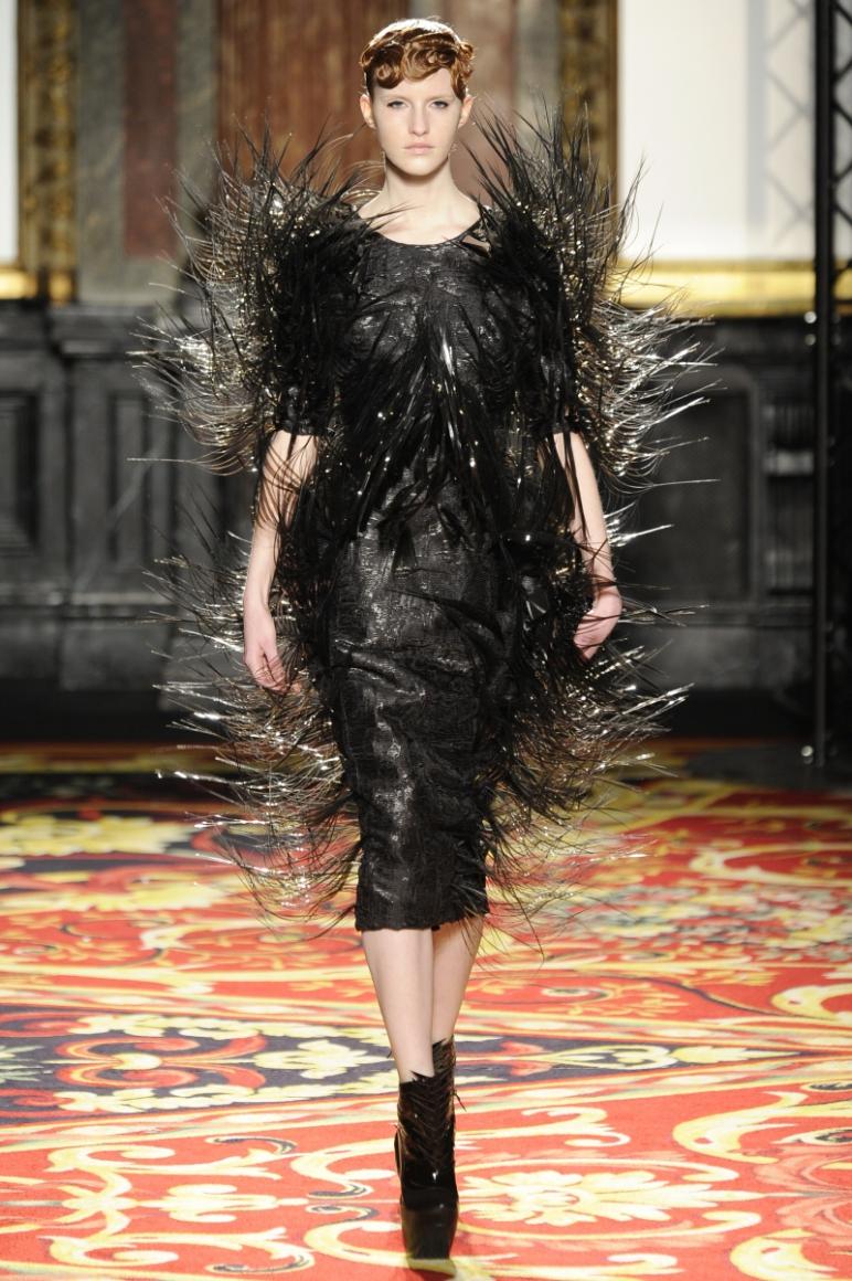Iris Van Herpen Couture весна-лето 2013 #9