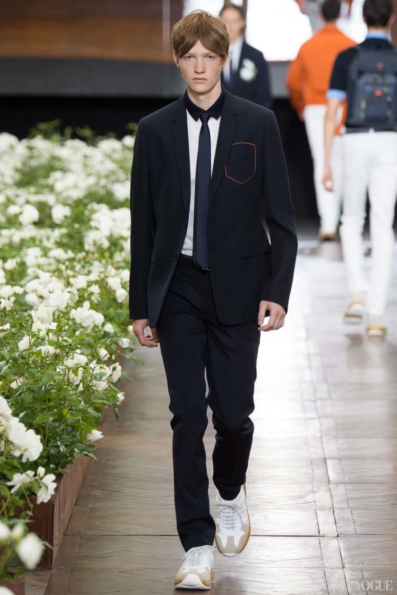 Dior Homme Menswear весна-лето 2016 #7