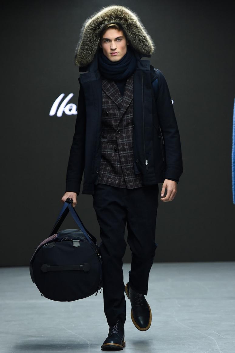 Hardy Amies Menswear осень-зима 2015/2016 #16