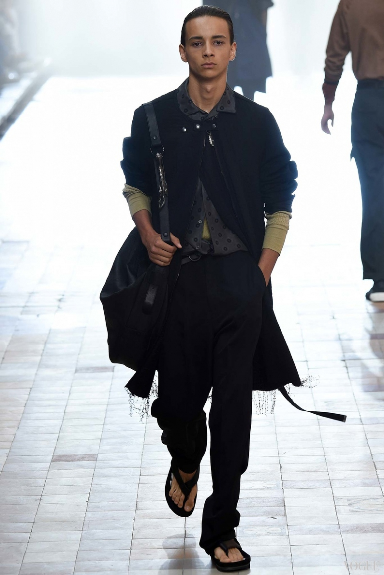 Lanvin Menswear весна-лето 2016 #9