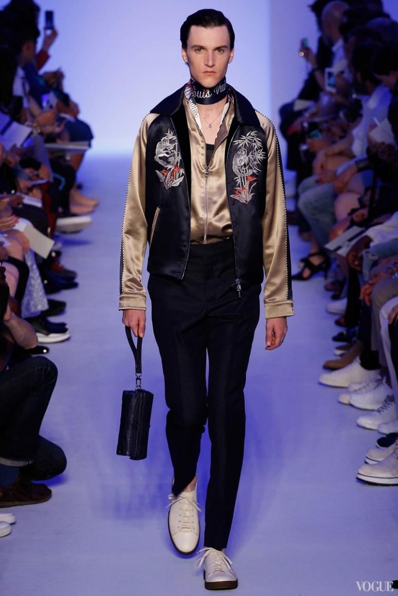 Louis Vuitton Menswear весна-лето 2016 #9
