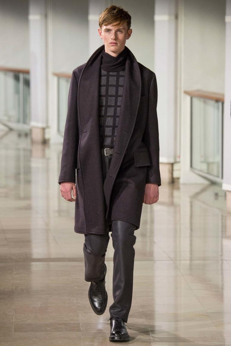 Hermes Menswear осень-зима 2015/2016 #11