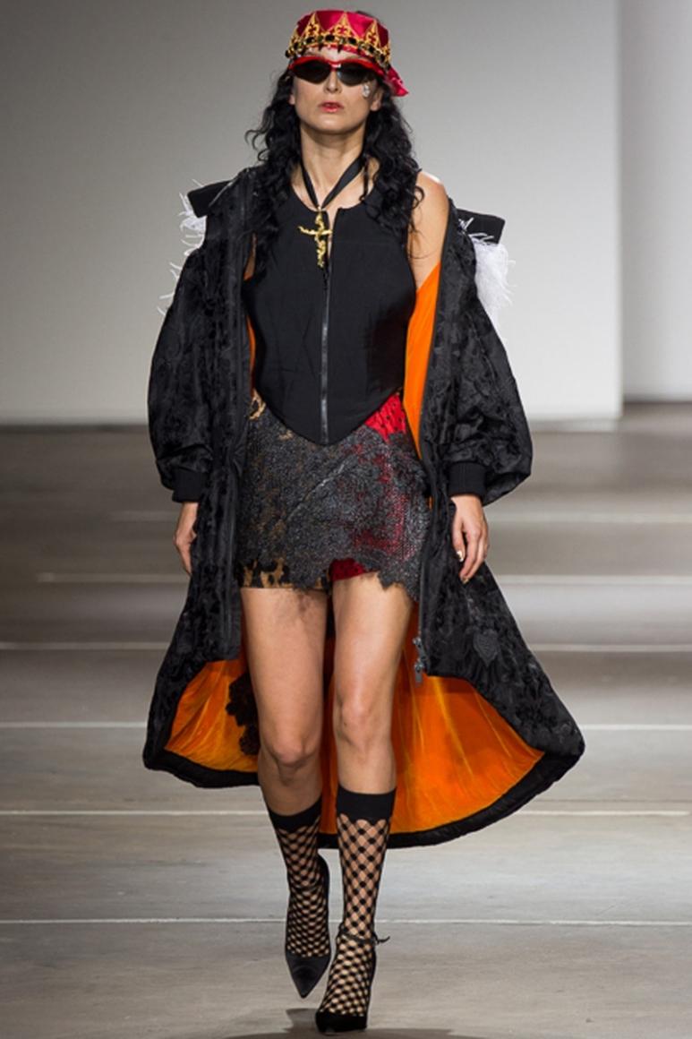 Fashion East весна-лето 2015 #5