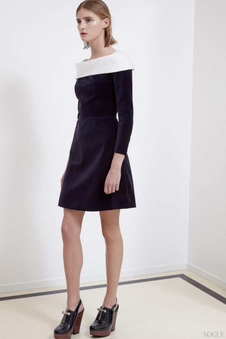 Carven Couture весна-лето 2013 #1