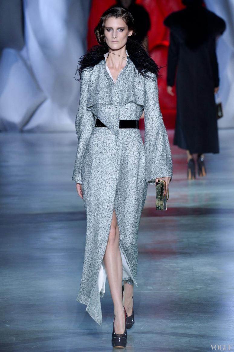 Ulyana Sergeenko Couture осень-зима 2014/2015 #24