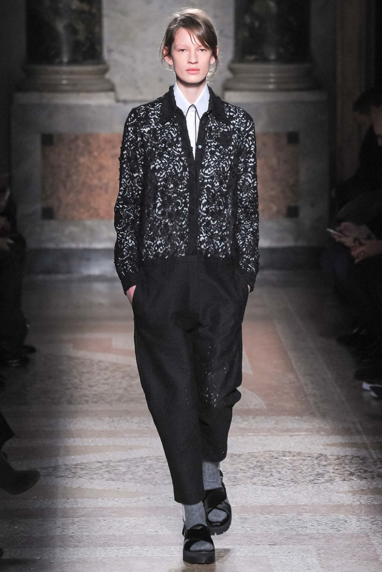 No. 21 Menswear осень-зима 2015/2016 #26