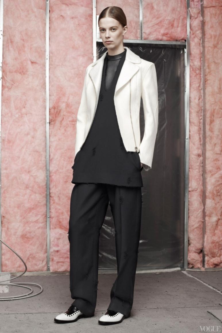 Alexander Wang Couture весна-лето 2013 #1