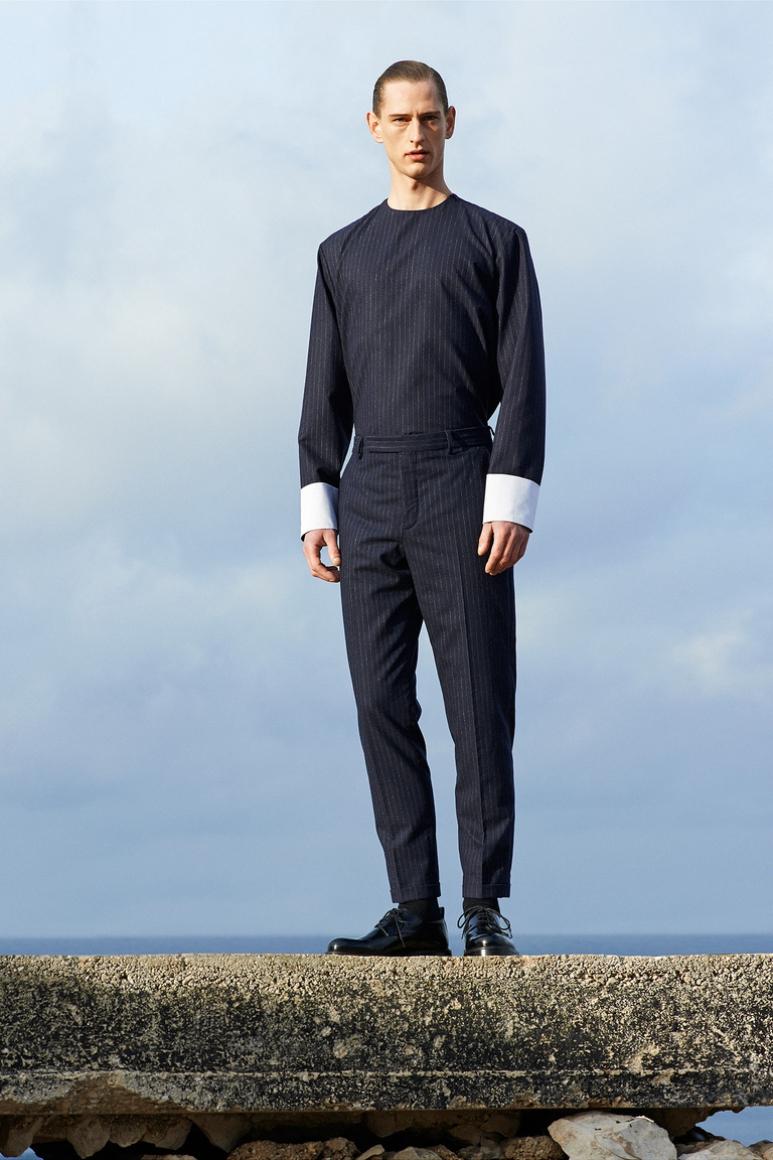 Carven Menswear осень-зима 2015/2016 #20