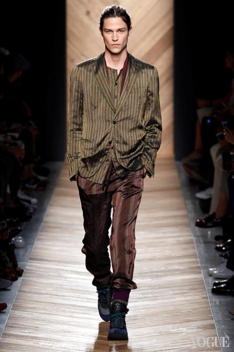 Bottega Veneta Menswear весна-лето 2016 #28