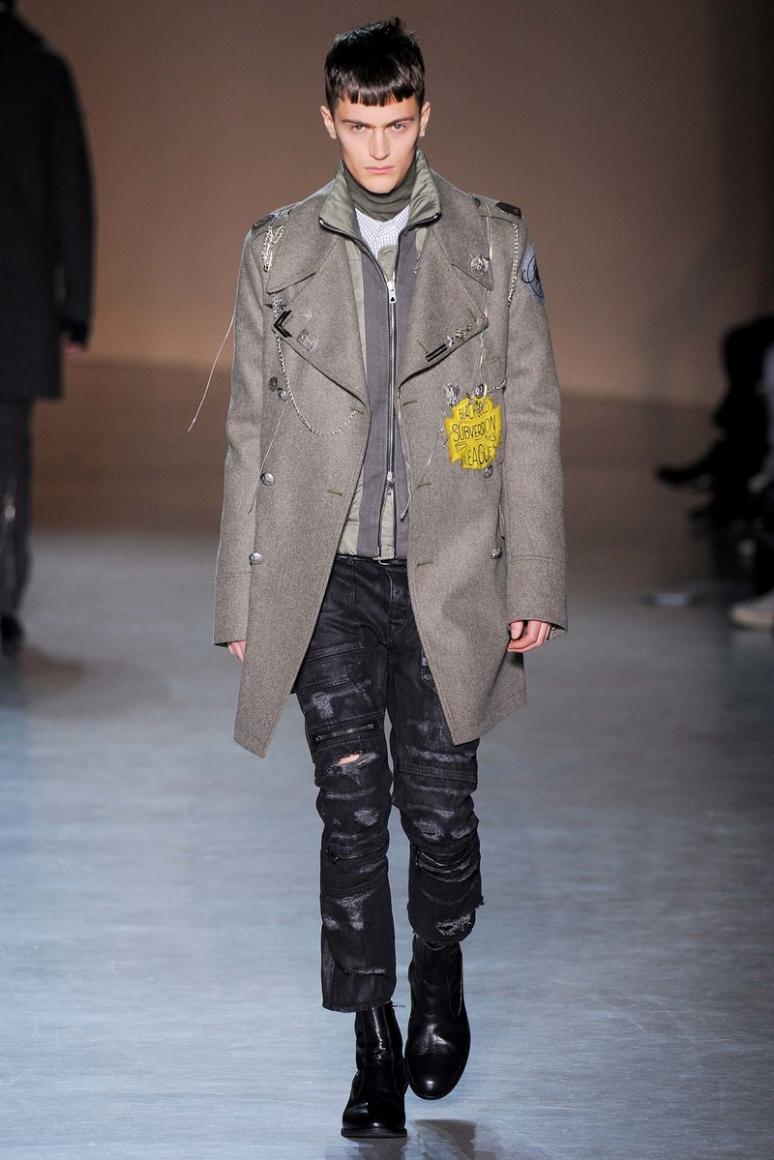 Diesel Black Gold Menswear осень-зима 2015/2016 #26
