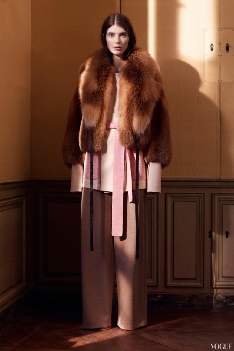 Sonia Rykiel Couture весна-лето 2013 #7