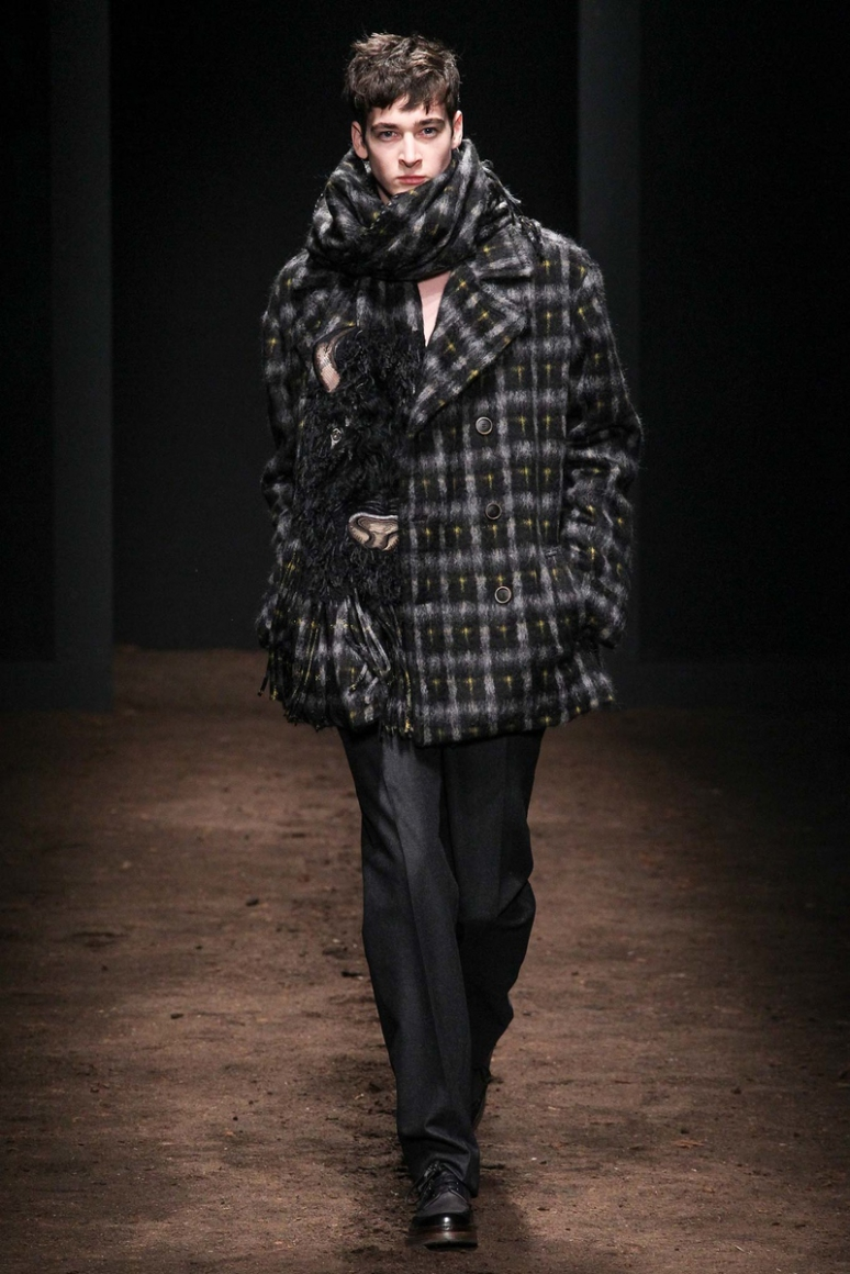 Salvatore Ferragamo Menswear осень-зима 2015/2016 #21