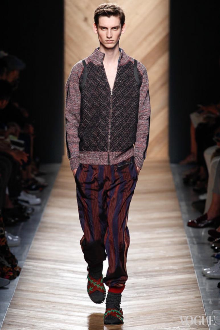 Bottega Veneta Menswear весна-лето 2016 #42