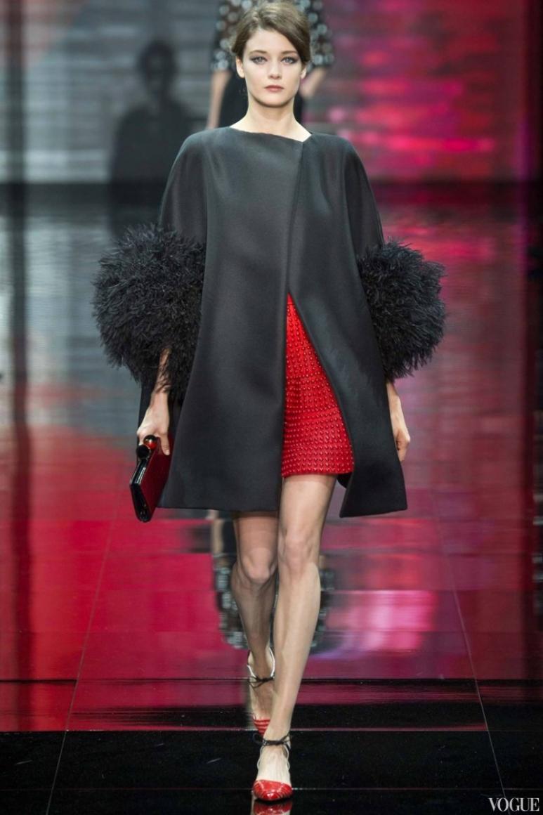 Armani Priv? Couture осень-зима 2014/2015 #71