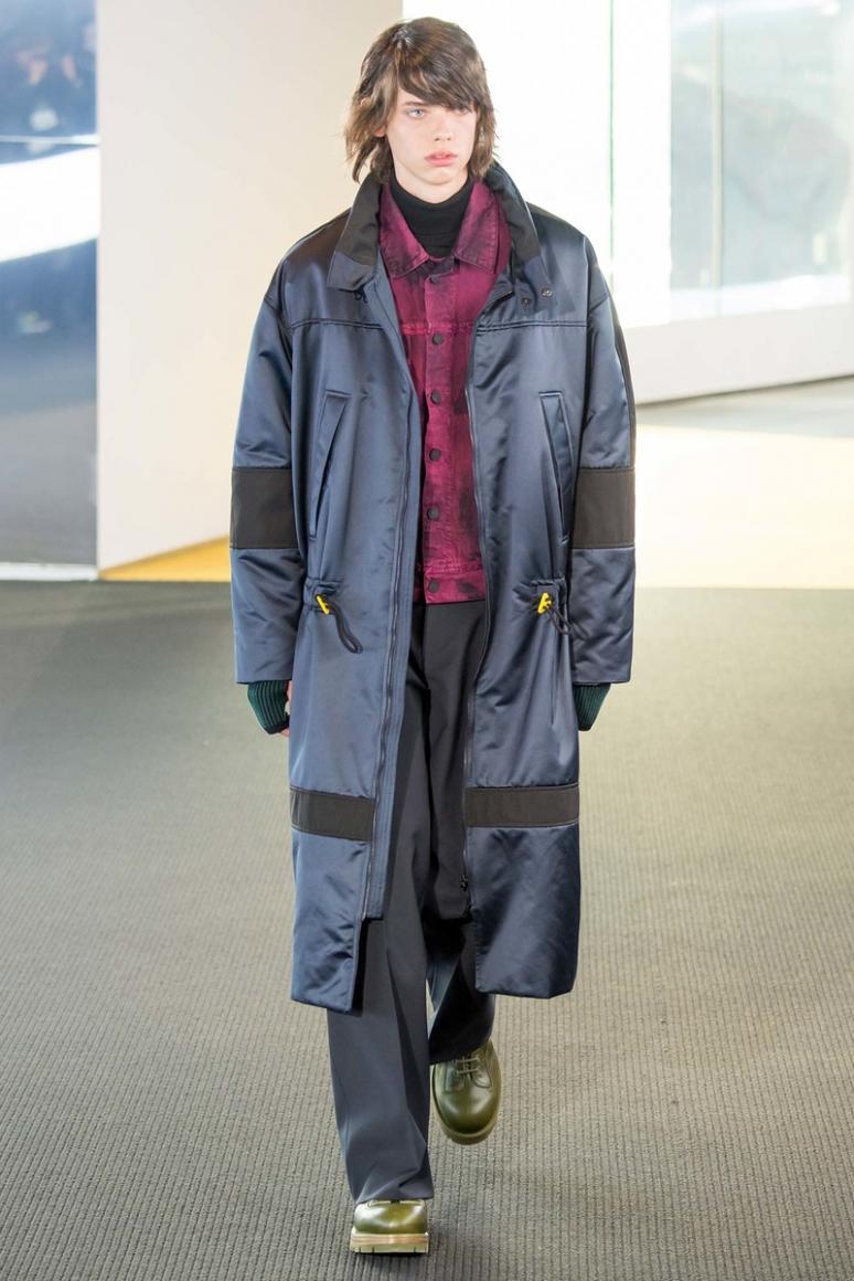 Kenzo Menswear осень-зима 2015/2016 #7