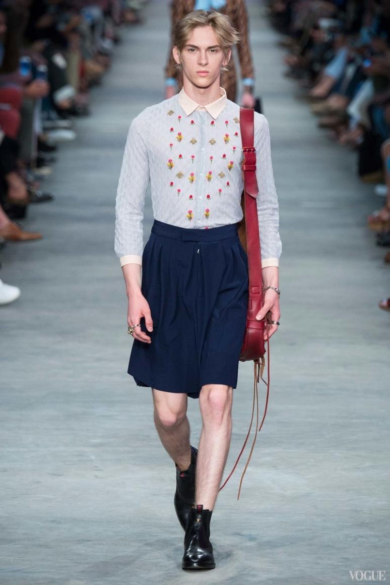 Gucci Menswear весна-лето 2016 #30