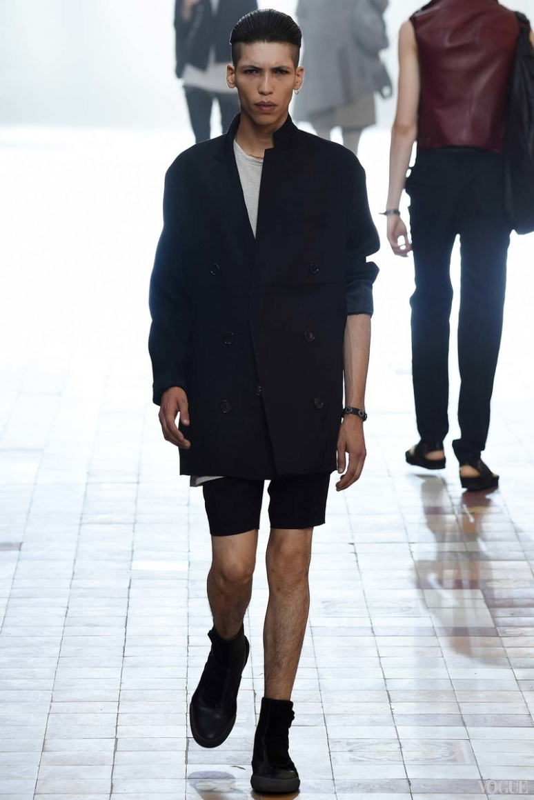 Lanvin Menswear весна-лето 2016 #40