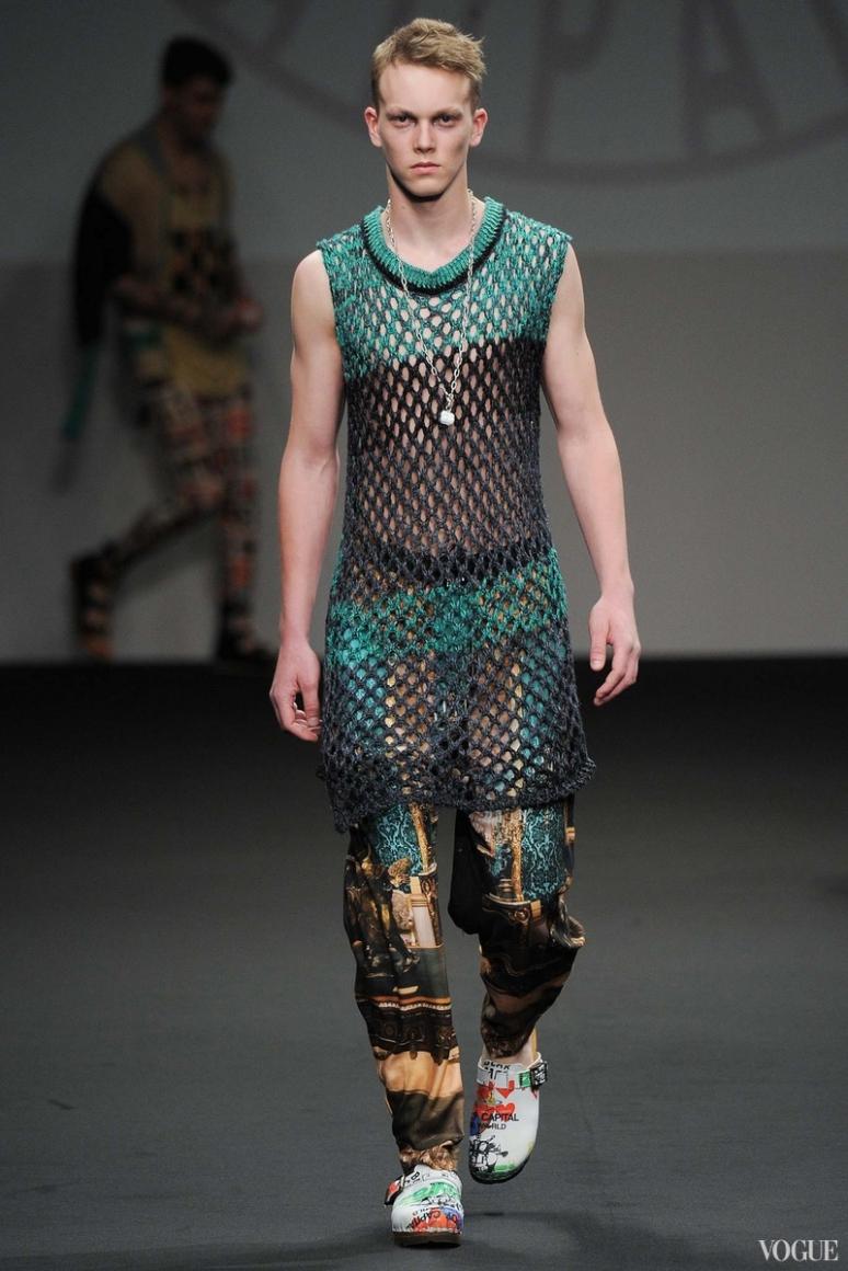 Vivienne Westwood Menswear весна-лето 2016 #35