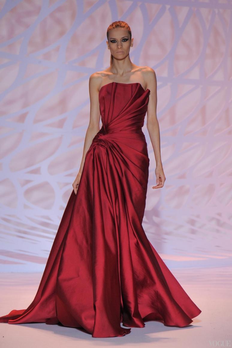 Zuhair Murad Couture осень-зима 2014/2015 #19