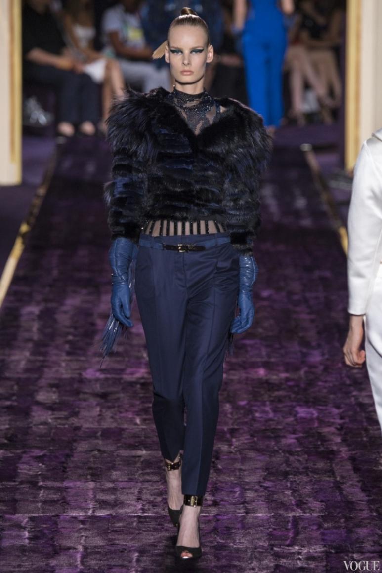 Atelier Versace Couture осень-зима 2014/2015 #23