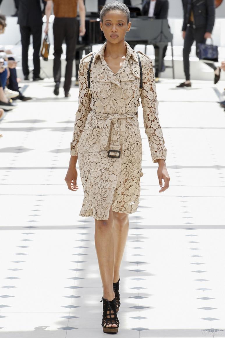 Burberry Prorsum Menswear весна-лето 2016 #40