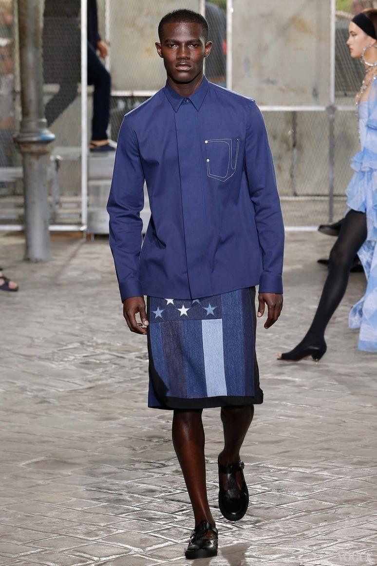 Givenchy Menswear весна-лето 2016 #31