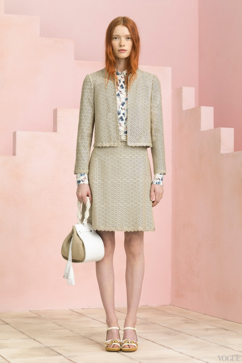 Tory Burch Resort 2015 #6