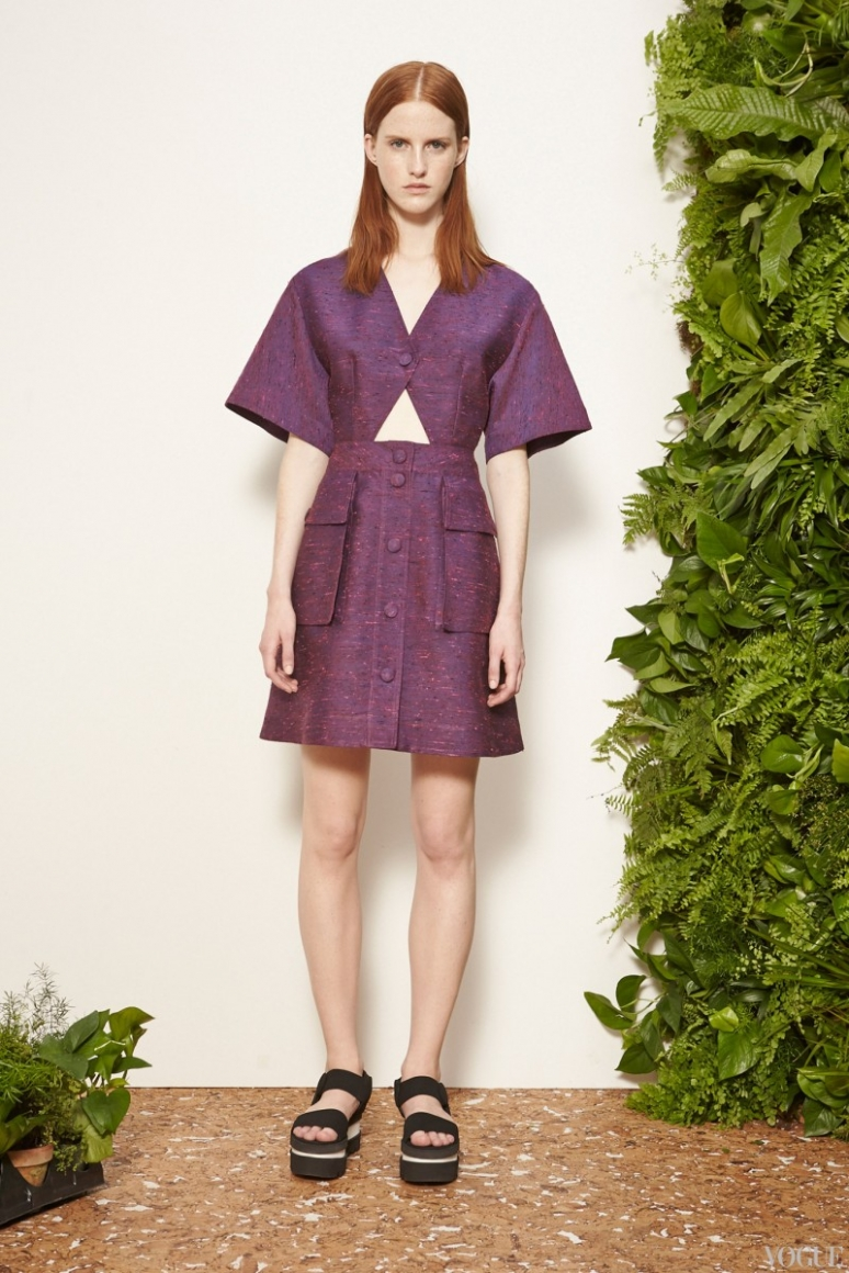 Stella McCartney Resort 2015 #9