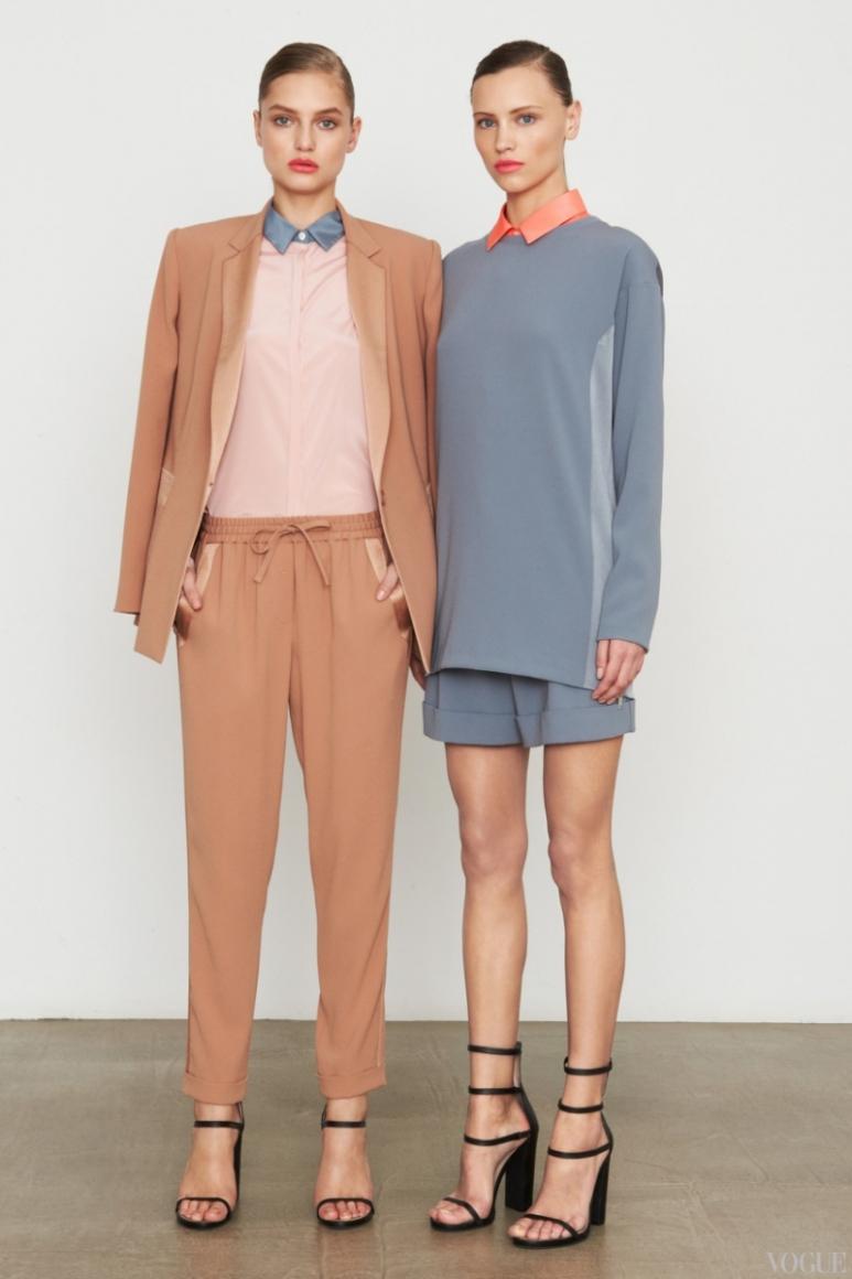 DKNY Couture весна-лето 2013 #2