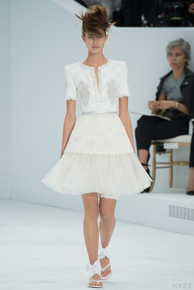 Chanel Couture осень-зима 2014/2015 #32