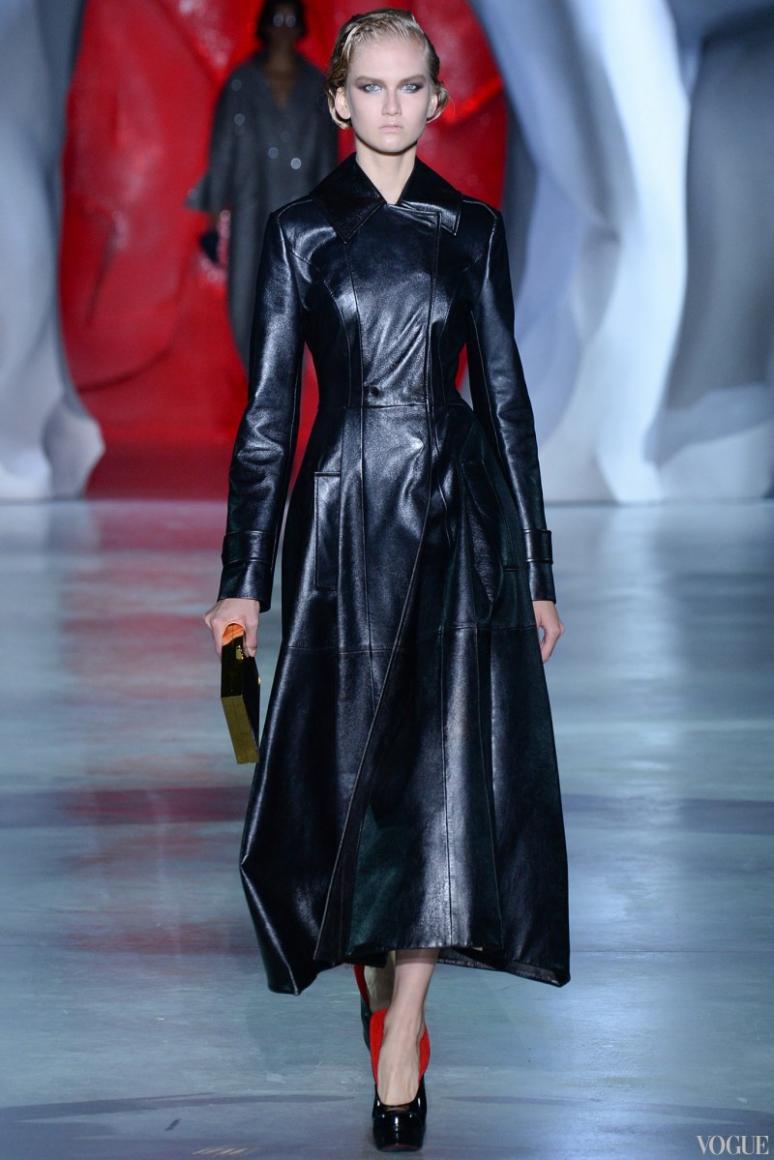 Ulyana Sergeenko Couture осень-зима 2014/2015 #37